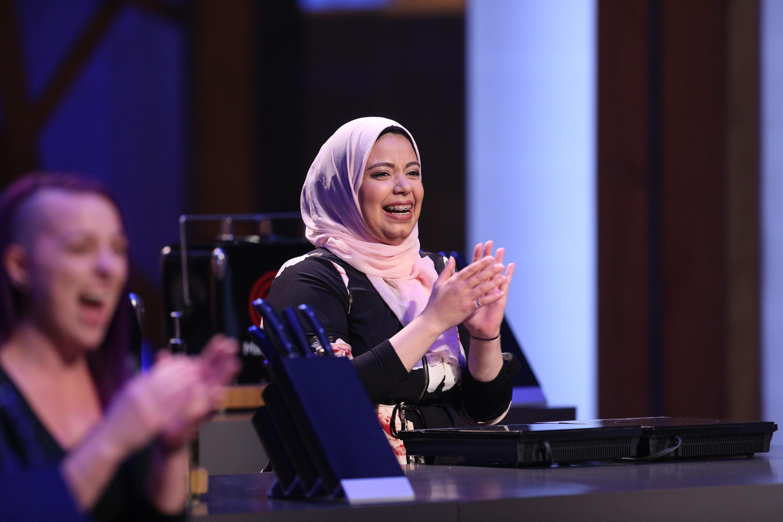 Get to Know the First Muslim Hijabi on MasterChef Canada – Reem Ahmed