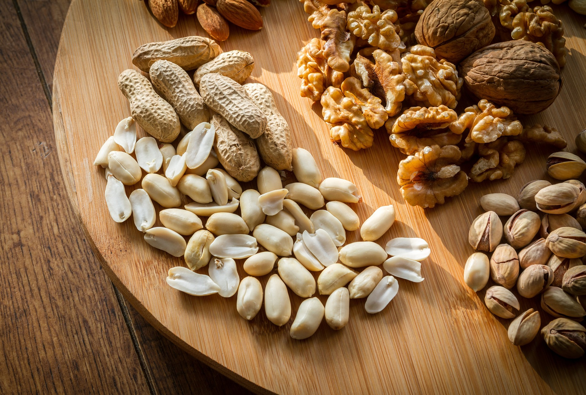 Why Nuts are Beneficial