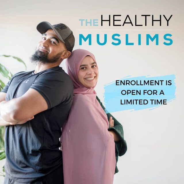 We are so excited to be opening up spots for The Healthy Muslims Program.   This is a 12 week life-changing program that will transform the way you eat, exercise, and live!   This is the *only* time we will  be taking on clients for this program before Ramadan.  This is also the only time this year you will be getting so many additional bonuses...   You will not only have our support for 12 weeks, you will also be getting: - Access to our Ramadan Prep Program - A copy of The Healthy Ramadan Guide - Support during Ramadan - Coaching call after Eid   That's right, by joining now, we will be supporting YOU all the way until May 2021 (Eid)!   Enrollment is open for a limited number of days and a limited number of spots. This is your opportunity to work personally with us. To apply, send me or @strongerwithbelal a DM to see if you're a good fit!