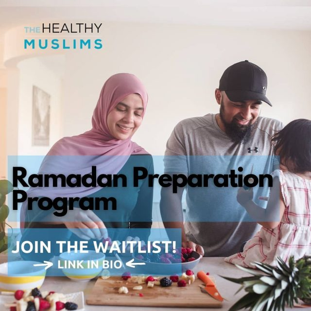 Today marks the first of Rajab, and with this blessed month we make dua that Allah allows us to see another beautiful month of Ramadan.   For the past few years, @strongerwithbelal and I have been helping thousands of people have a more energized, productive, and healthier Ramadan. To be effective, we want to help you prepare before Ramadan starts.   If you're interested in transforming how you fast and feel during Ramadan, this program is for you! Join the waitlist to be the first to know details and receive exclusive discounts.   Sign up at the link in bio.  Tag a friend that can benefit from a healthier Ramadan! . . . #healthyramadan #ramadan #ramadan2021 #ramadankareem #ramadanmubarak #healthymuslims #muslimcouple #strongmuslims #muslimfamily #torontomuslims #fitmuslim #muslimah #healthymuslimah #muslimahblogger #muslimblogger #halalfoodie