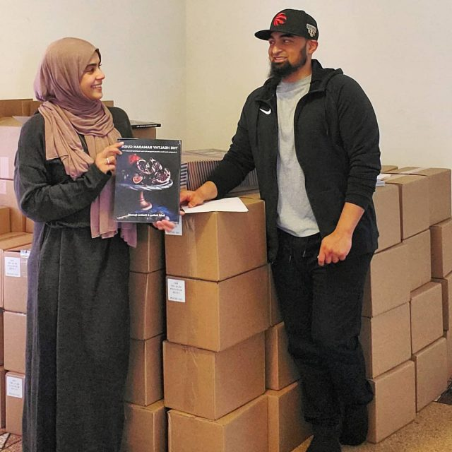 Throwback to last year when we were ready to launch The Healthy Ramadan Guide and then a pandemic hit.   I still remember the stress both @nutritionbynaz and I went through and the unknown that existed at that time. From shipping issues, to packaging, to the book itself even being able to print.   That's right, because the pandemic closed almost every company, we were at risk of not even being able to print the book at all.   But alhumdulillah through Allah's help everything worked out and people from over 34 countries purchased a booked. From Japan, Malaysia, Germany the book went to many different cultures and yet the feedback was so glowing.   We were absolutely humbled by the outpouring support towards the very first print edition. The only book of its kind that tackles fasting, nutrition and fitness all in one.   So to add even more to the book, this year we want to provide more than just the book. We want to help you before Ramadan even begins. To help you get on track and be consistent before the blessed month so you can hit the ground running on the first day of Ramadan Insha'Allah.   Tomorrow (Feb 23) we will share how you can join the Ramadan Preparation Program and receive a free copy of the book!  If you did get one last year, let us know how you liked it. 🙂 . . . . . #rajab #shaban #ramadan #ramadanprep #ramadanready #ramadan2021 #ramadangoals #ramadanmubarak #ramadanKareem #ramadanpreparation #thehealthymuslims #healthymuslims #muslimhealth #muslimfitness #fitmuslimah #muslimfitnessgoals #muslimcoach #muslimgram #muslimig #halalgram #muslimbanter #muslimsoftheworld #islamworld #deen #halalcouple #muslimmarriage #halfmydeen #fitmuslim #muslimfit #halalfood