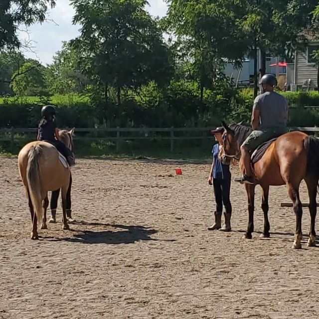 Took my very first horse back riding lessons with my 6 yr old...  You don't realize how big and powerful a horse is until you ride one and attempt to control it. It was an amazing experience and even better seeing how great my daughter did.  I told her beforehand about making the intention of doing to follow a Sunnah and how it is encouraged. Insha'Allah this can become a dad and daughter activity we can continue to do for years to come...  Also going to try getting the 4yr old on a horse next time as well.  With our daughters we try introducing new activities that are both physically demanding and adventurous. Being fit doesn't just mean being in the gym all day. But rather finding ways to increase your physical activities.  So the goal is to continue to find activities they'll enjoy so they continue to stay active as they age Insha'Allah...  Ever taken horse back riding lessons?  . . . . . #horsebackriding #fatherdaughter #horsebackridinglessons #girldad #daughtersarethebest #muslimdad #sunnah #sunna #sunnahnabi #muslim #horse #horses #experience #trysomethingnew #ertugrul #alps #alptraining #muslimgoals #muslimhabits #parenting #dads #muslimgram #instamuslim #fitmuslimah #muslimfitness #muslimblogger #islam #islamicreminders